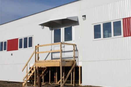 ATCO Shepard 7 Unit Office, project