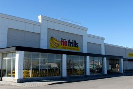 No Frills Grocery Store project